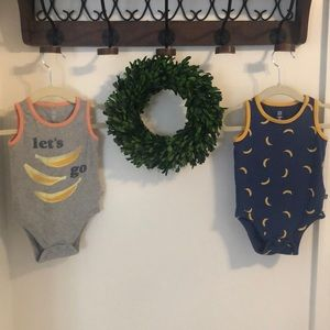 Baby Gap Onesie Outfits